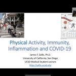 Physical Activity Can Be Helpful in the Coronavirus Pandemic – a letter from Jim Sallis and Michael Pratt