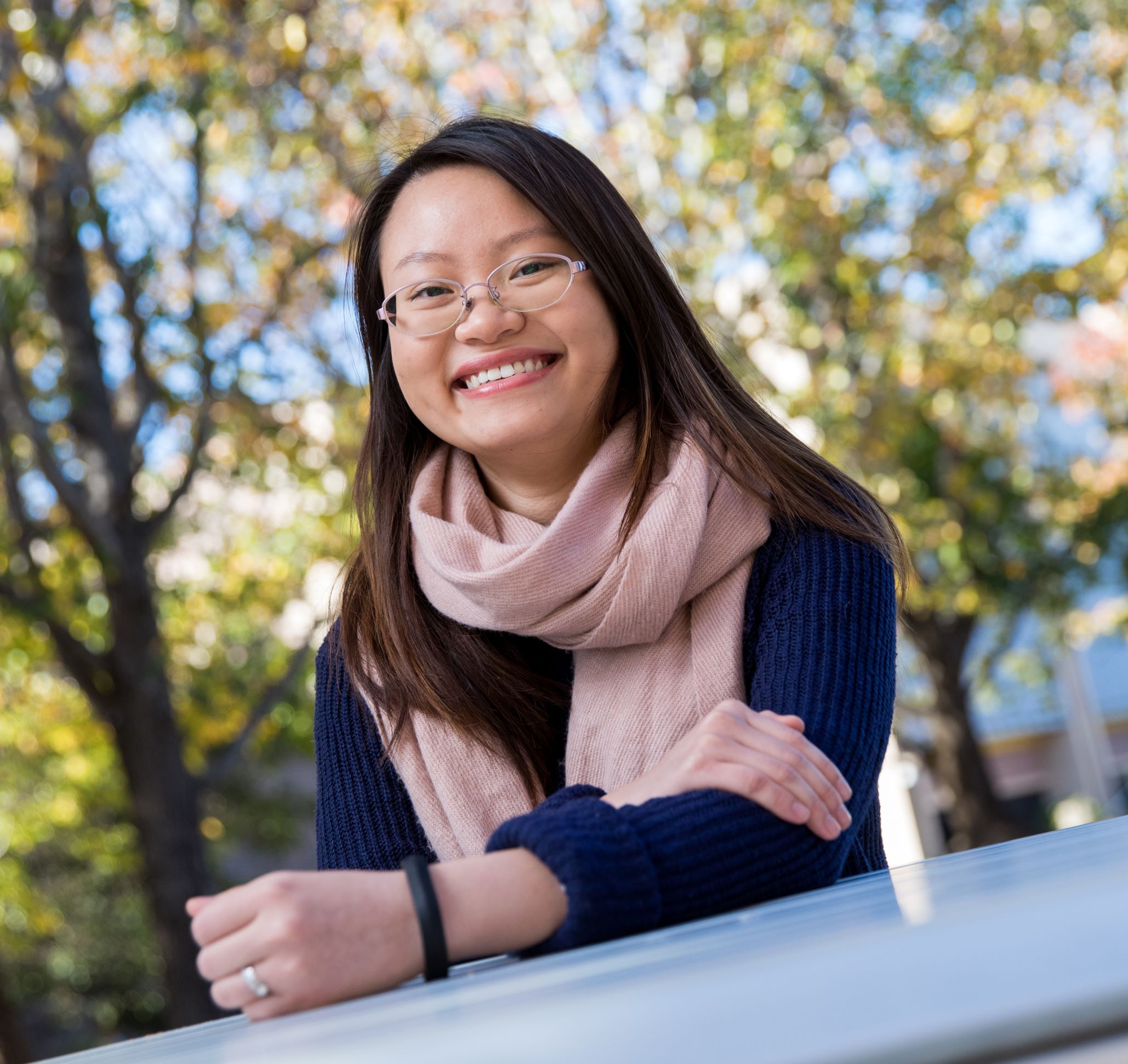 Student & ECR Spotlight – Meet Huong Ly Tong who is curious about how technology can help us be healthier
