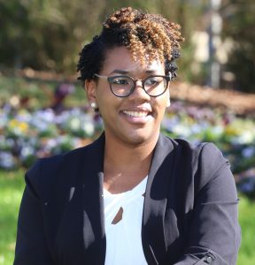 Student & ECR Spotlight – Meet Chelsea Singleton, a nutritional epidemiologist researching the structural barriers to healthy eating in underserved communities