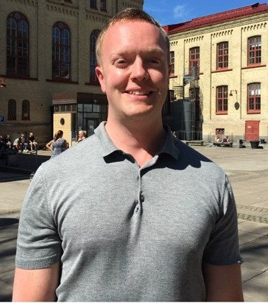 Read more about the article Student & ECR Spotlight – Dr. Christopher Holmberg is interested in researching lifestyle habits among patients with psychotic disorders
